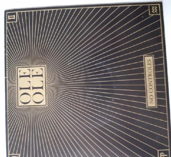 Ole ole- no controles - single promo 1983 - exc. estado.