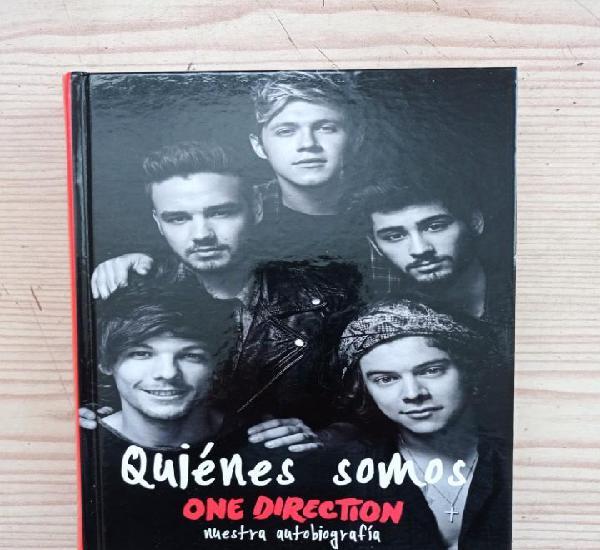 One direction - quienes somos - nuestra autobiografia - 2014