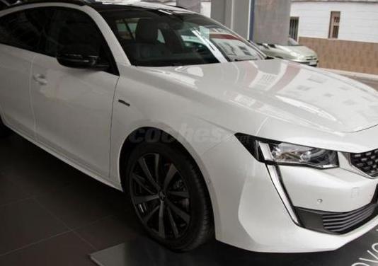 Peugeot 508 sw gt line puretech 132kw ss eat8 5p.