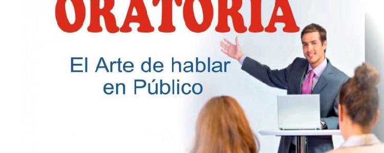 Presentación gratuita: taller de oratoria