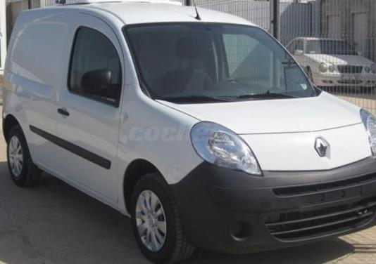Renault kangoo furgon profesional 2013 dci 90 e5