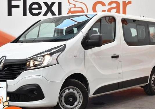 Renault trafic passenger edit. 9 lar. en. dci 125