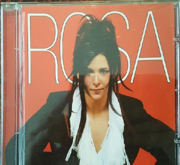 Rosa lópez cd 2002 rosa