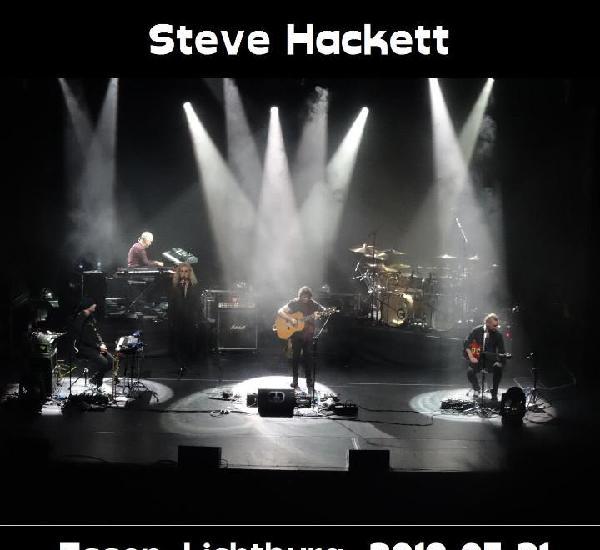Steve hackett - essen lichtburg, essen, germany, 21 may 2019