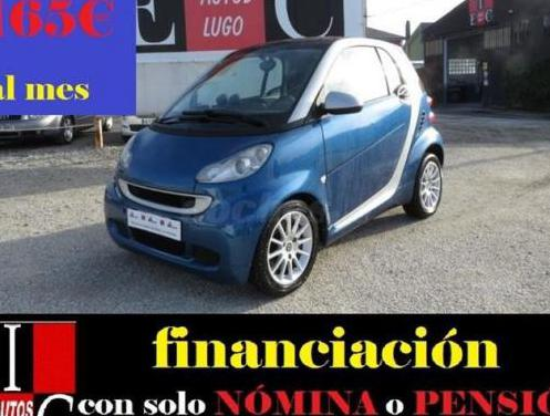 Smart fortwo coupe 62 passion 3p.