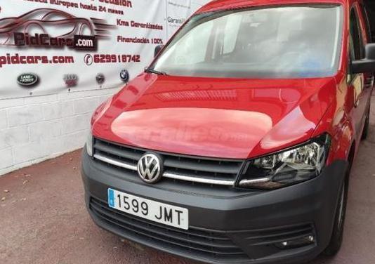 Volkswagen caddy beach 2.0 tdi scr bmt 102cv 5p.