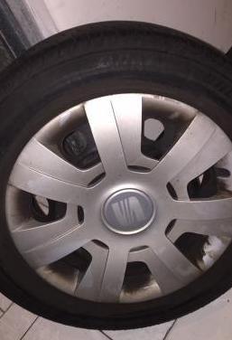Bridgestone turanza 205/55/16 91v