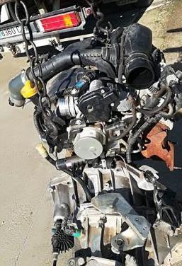 Motor renault. 1.5 dci. tipo k9kr8.
