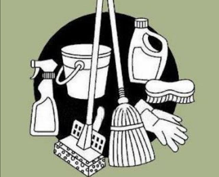 Busco empleo (limpieza, plancha)