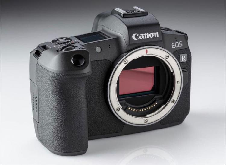 Canon eos r y objetivo rf 35 mm f 1.8 macro is stm