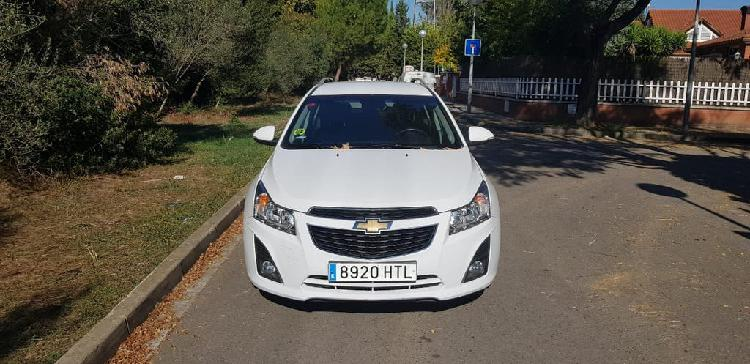 Chevrolet cruze familiar nov 2013