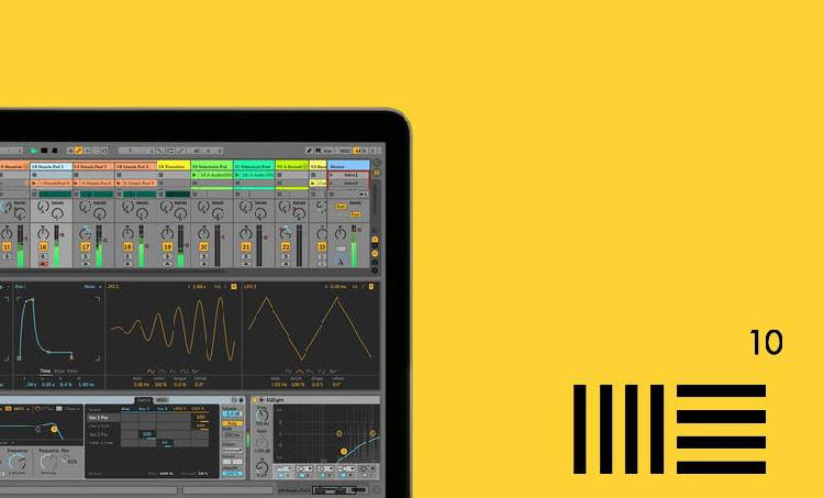 Clases ableton live