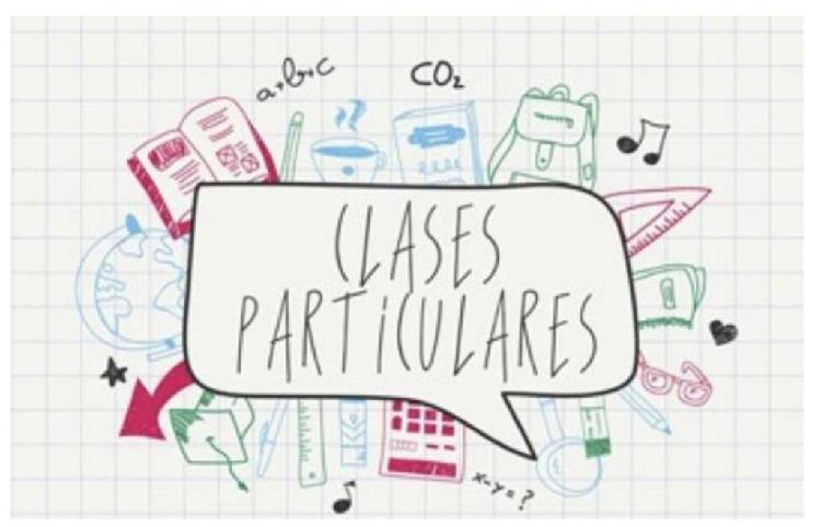 Clases particulares online (inglés, historia...)