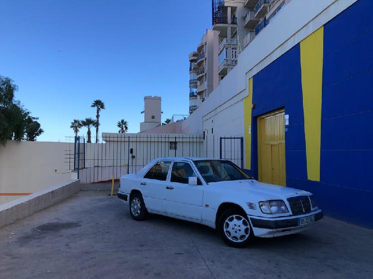 Mercedes-benz clase e 250 diésel manual