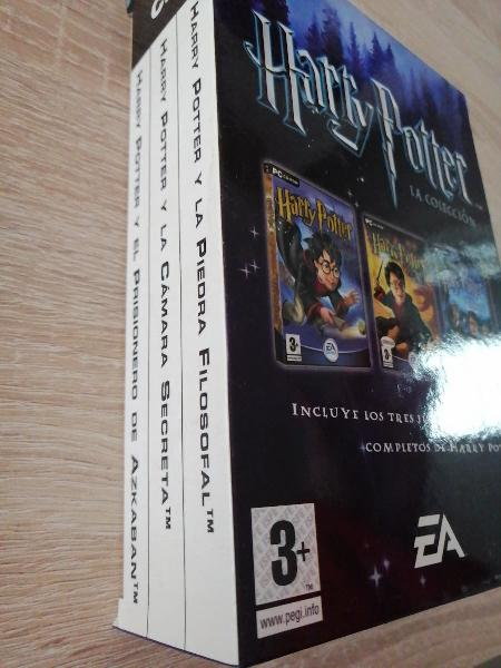 Pack juegos pc harry potter