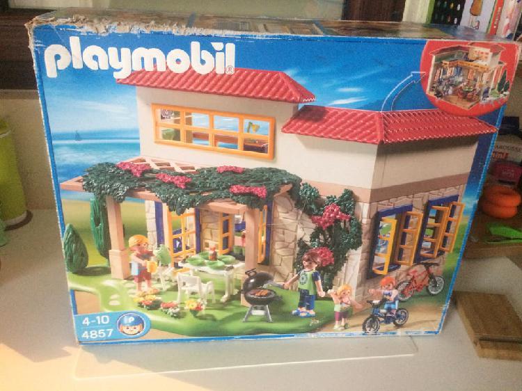 Playmobil casa vacaciones 4857