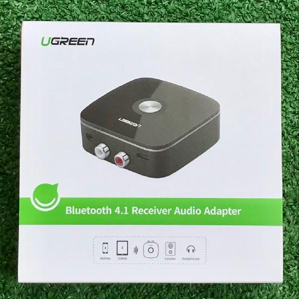 Receptor audio bluetooth con batería