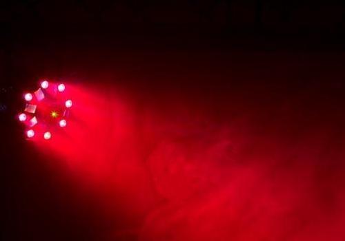 2 luces efectos dj led fx laser derby wash strobe