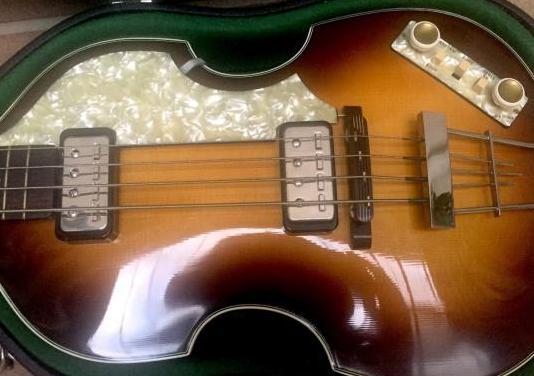 Bajo höfner violin 500/1 made in germany