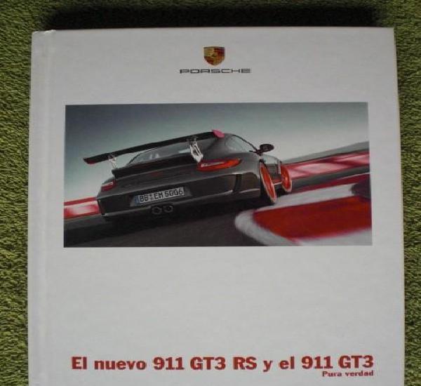 Catálogo porsche 911 gt3 y gt3 rs. julio 2009. en español