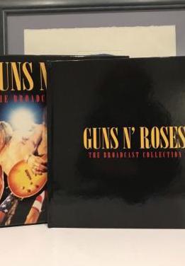 Colección vinilos guns n roses