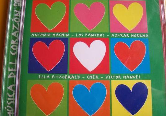 Corazon loco (musica del corazon) 2 cds