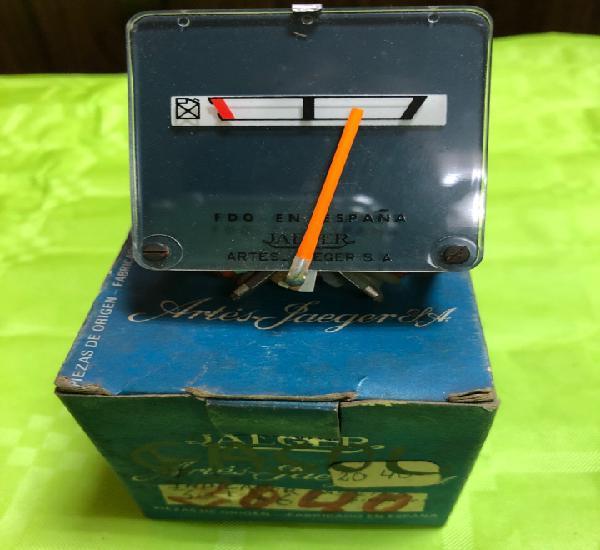Indicador de combustible jaeger 2040 (simca 900-1000 mod,