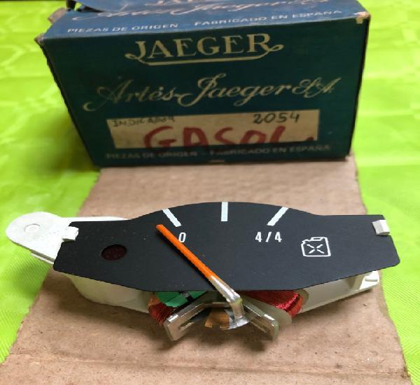Indicador de combustible jaeger 2054 (simca 1200