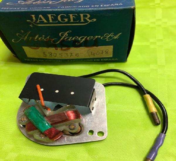 Indicador de combustible jaeger 4078 (citroen 2cv-12v