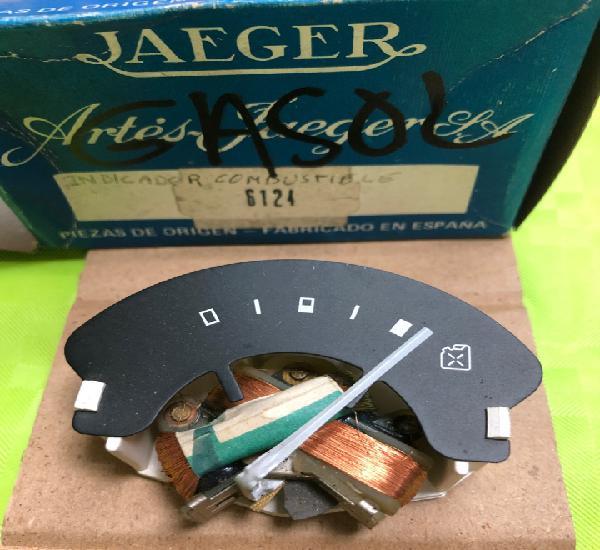 Indicador de combustible jaeger 6124 (renault 12)