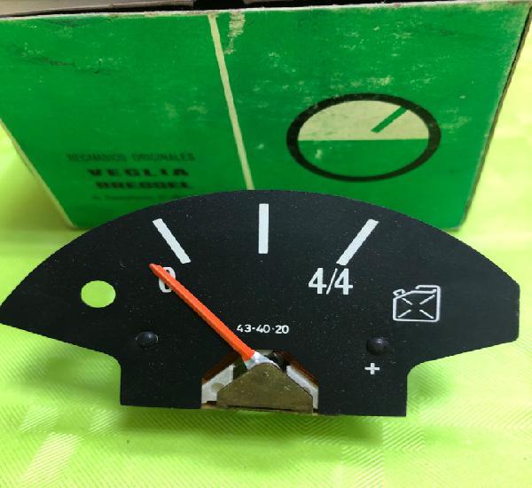 Indicador de combustible veglia 434020 (simca 1200 gl)