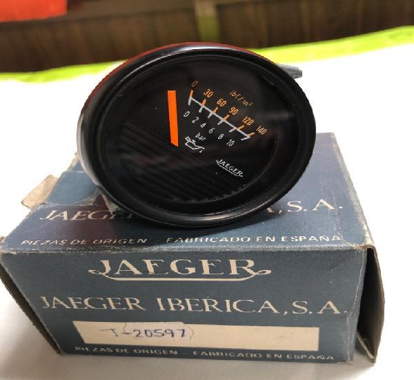 Indicador presión de aceite- jaeger 20597
