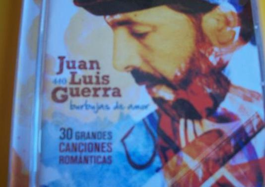 Juan luis guerra 440/ burbujas de amor (2 cd)