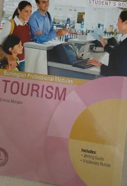 Tourism student's book burlington
