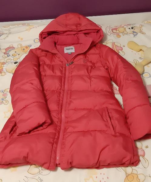 Abrigo invierno niña talla 14