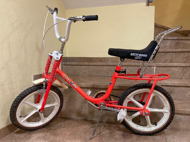 Bicicleta bh bicicross happy