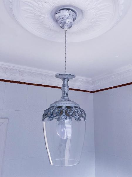 Lámpara estilo clásico