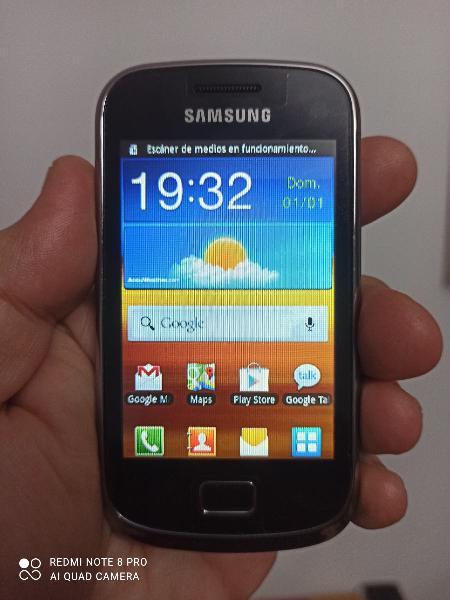 Samsung galaxy mini 2 (s6500d) - smartphone libre