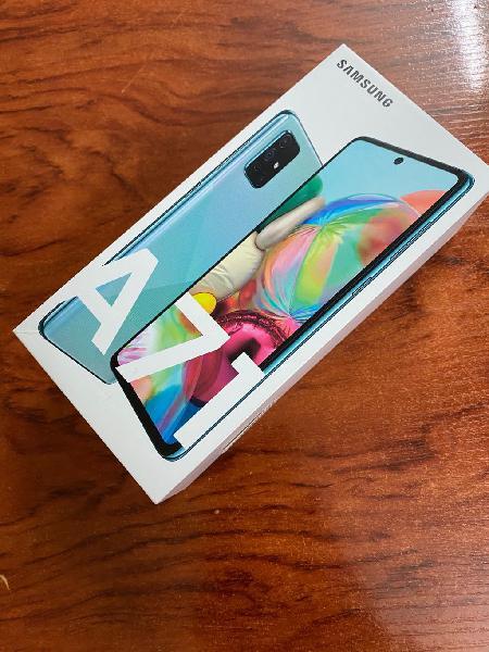 Samsung galaxy a71 128gb nuevo a estrenar