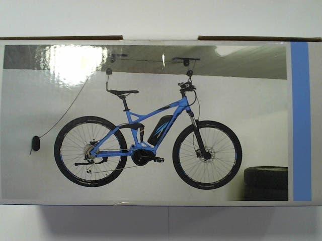 Soporte para bicicletas fisher mx 30 kg (sin uso)