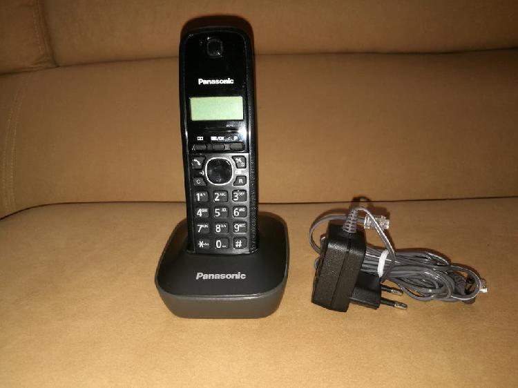 Teléfono inhalámbrico panasonic