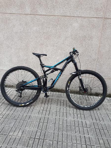 "Bici specialized doble 29""enduro"