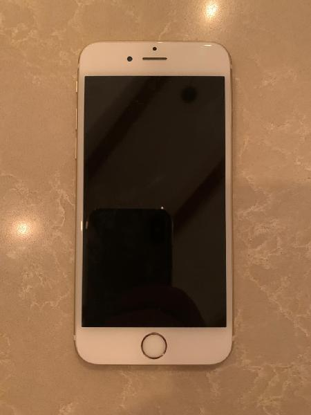 Iphone 6s dorado 64gb
