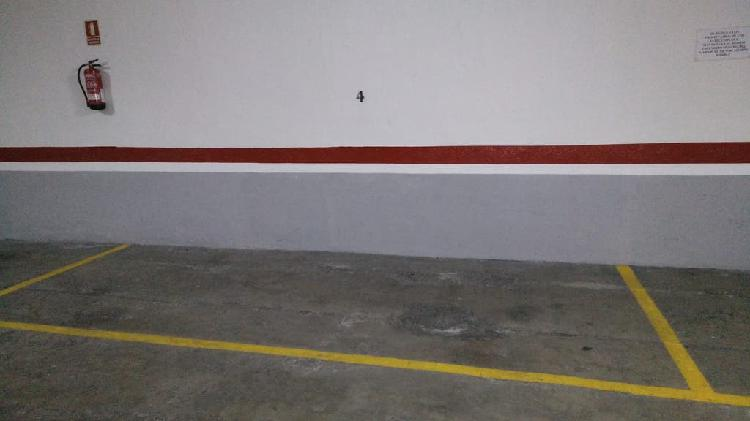 Plaza garaje venta/alquiler