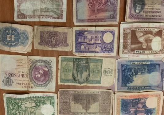 Billetes desde los años 20