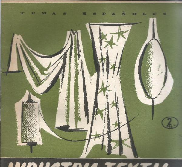Industria textil - enrique corma