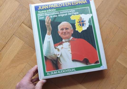 Juan pablo ii - audiovisual-1983