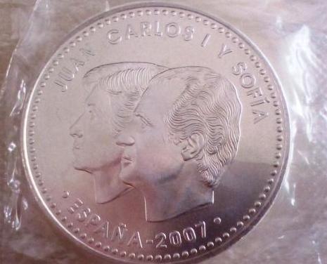 Monedas plata 12 - varios años