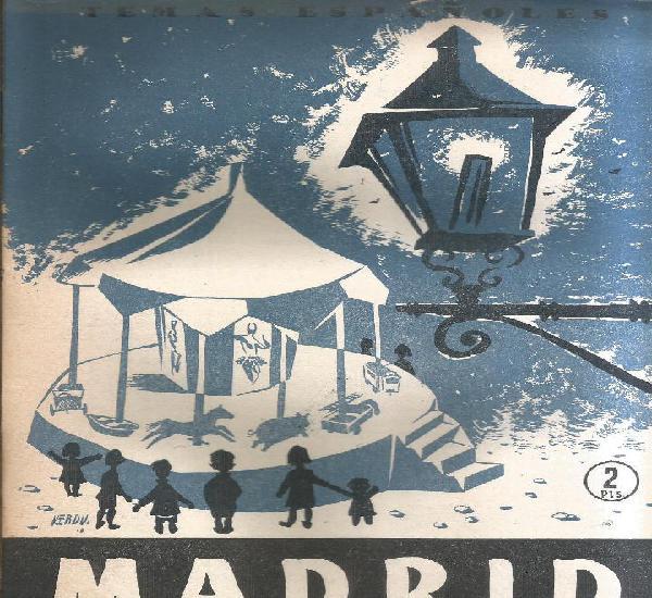 Madrid - césar gonazalez ruano