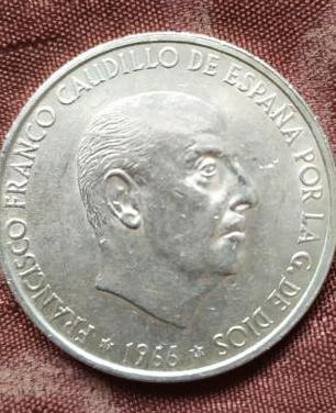 Moneda franco plata